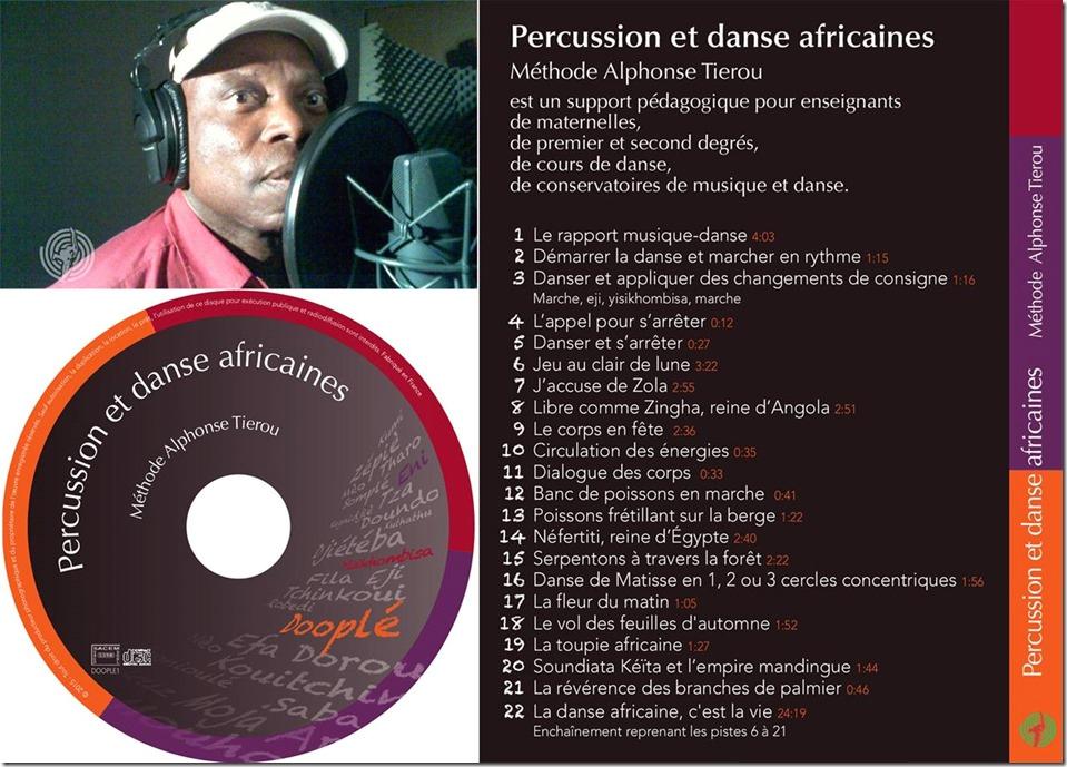 Album : Percussions et danse africaines